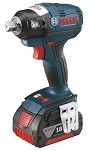 Bosch IWMH182B 18V EC Brushless 1/2 In. Impact Wrench with Ball Detent (Bare Tool)