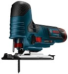 Bosch JS120BN 12 V Max Cordless Jig Saw with Exact-Fit Insert Tray