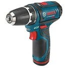 Bosch PS31-2A 12V MAX 3/8 In. Drill Driver Kit