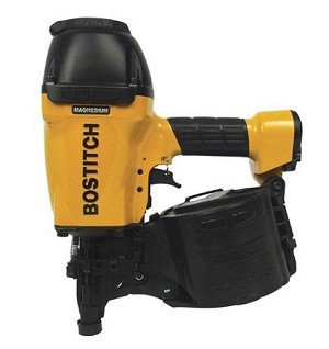 Stanley Bostitch N89C-1 High-Power Coil Framing Nailer
