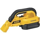 Dewalt DC515B 18V Cordless 1/2 Gallon Wet/Dry Portable Vac (Tool Only)