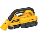 Dewalt DC515K 18V Cordless 1/2 Gallon Wet/Dry Portable Vac