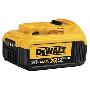 Dewalt DCB204 20V MAX* Premium XR Lithium Ion Battery Pack