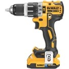 Dewalt DCD796D2BT 20V MAX* XR Compact Hammerdrill with Bluetooth Battery Packs