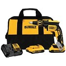 Dewalt DCF620D2 20V MAX* XR Li-Ion Brushless Drywall Screwgun Kit(2.0Ah)
