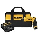 Dewalt DCF680N1 8V MAX* Gyroscopic Screwdriver 1 Battery Kit