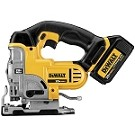 Dewalt DCS331M1 20V MAX* Cordless Jig Saw Kit