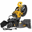 Dewalt DHS790AB 12' (305mm) 120V MAX* Double Bevel Sliding Compound Miter Saw with CUTLINE Blade Positioning System with AC Adapter