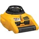 Dewalt DW074KD Self-Leveling Int/Ext Rotary Laser Kit