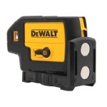 Dewalt DW085K 5 Beam Laser Pointer