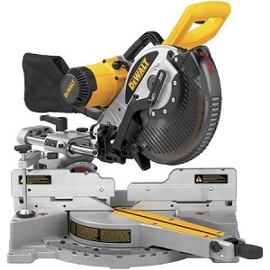 "Dewalt DW717 10"" (254mm) Double-Bevel Sliding Compound Miter Saw"