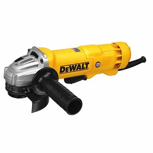 Dewalt DWE402G 4-1/2 (115mm) Paddle Switch Grinder (Grounded)