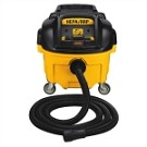 Dewalt DWV010 8 Gallon HEPA/RRP Dust Extractor with Automatic Filter Cleaning