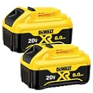 Dewalt DCB206-2 20V MAX Premium XR® 6.0Ah Battery 2 Pack