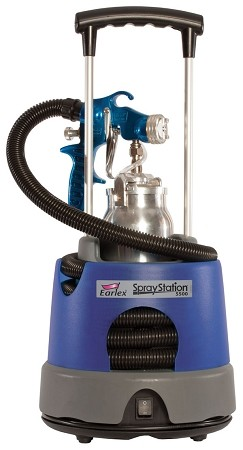 Earlex HV5500 HVLP Spray Station