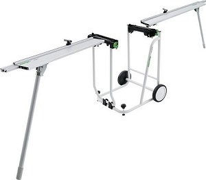 Festool 497354 Kapex UG Mobile Miter Station with Cart and Extensions