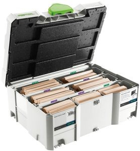 Festool 498205 Domino Tenon Assortment for Domino XL DF 700, 12/14mm