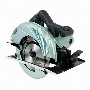 "Hitachi C7BMR 7-1/4"" Circular Saw, 15 Amp Electric Brake with IDI Technology"