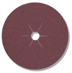 Klingspor 11013 5x7/8 CS561 40 Grit Fibre Resin Disc