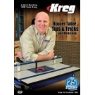 Kreg V09-DVD DVD - Router Table Tips & Tricks with Mark Eaton