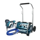 Makita AC310HX4 High Pressure Coil Concrete Nailer