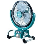 Makita DCF300Z Cordless or Electric Jobsite Fan