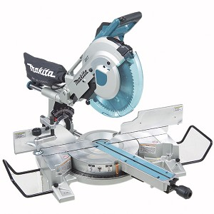 "Makita LS1216L 12"" Dual Sliding Compound Mitre Saw With Laser"