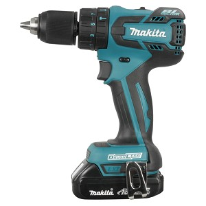 "Makita LXPH05C1 18V 1/2"" Cordless Hammer Driver Drill with Brushless Motor"