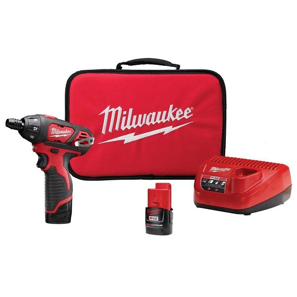 Milwaukee 2401-22 M12™ 1/4