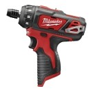Milwaukee 2406-20 M12  1/4
