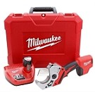 Milwaukee 2470-21 M12™ Plastic Pipe Shear Kit