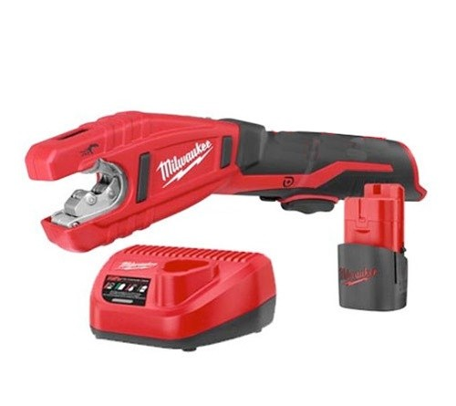 Milwaukee 2471-21 M12™ Cordless Lithium-Ion Copper Tubing Cutter Kit
