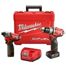 Milwaukee 2597-22 M12 FUEL™ 2-Tool Combo Kit