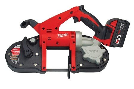 Milwaukee 2629-22 Cordless LITHIUM-ION Band Saw Kit