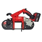 Milwaukee 2629-22 M18™ Cordless LITHIUM-ION Band Saw Kit