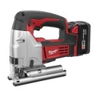Milwaukee 2645-22 M18  Cordless LITHIUM-ION Jig Saw Kit