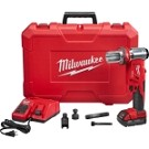 Milwaukee 2677-20 M18  FORCE LOGIC  6T Knockout Tool Kit