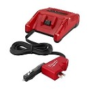 Milwaukee 2710-20 M18™ Lithium-Ion AC/DC Wall and Vehicle Charger