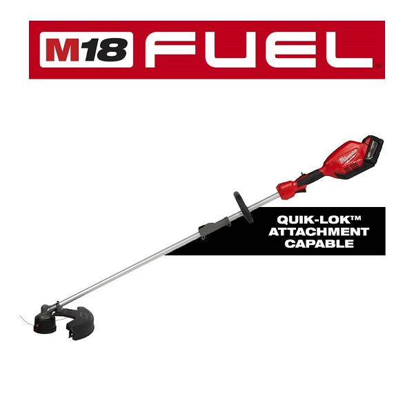 Milwaukee 2825-21ST M18 FUEL String Trimmer w/ QUIK-LOK