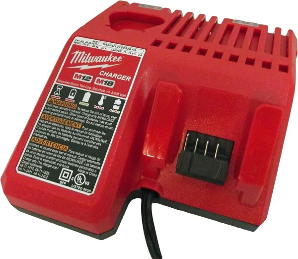 Milwaukee 48-59-1812 M18™ & M12™ Multi-Voltage Charger