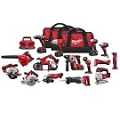 Milwaukee 2695-15 M18™ 15-Tool Combo Kit