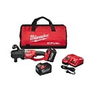 Milwaukee 2708-22HD M18 FUEL™ HOLE HAWG® Right Angle Drill Kit w/ QUIK-LOK™