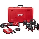 Milwaukee 2773-22 M18  FORCE LOGIC  Press Tool Kit with ½
