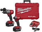 Milwaukee 2997-22 M18 FUEL 2-Tool Combo Kit