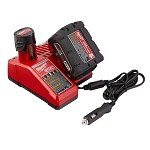 Milwaukee 48-59-1810 M18™ / M12™ Vehicle Charger