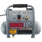 Senco PC1010N 1/2 HP, 1 Gallon Finish & Trim Air Compressor