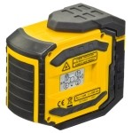 Stabila 03180 Laserbob 2 Beam Plus Crossline Layout Tool