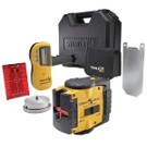 Stabila 03275 LAX200 Crossline Indoor/Outdoor Kit W/Receiver
