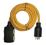 Toolway 140028 3M Generator Extension Cord